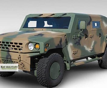 Camión Militar Kia Light Tactical Vehicle